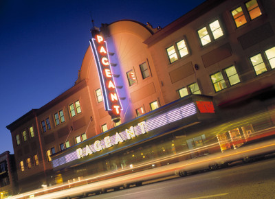 The Pageant, St. Louis, Missouri, Exterior building, Photography, commercial photography, Jad Ryherd, Jad Ryherd Photography, JadRyherdPhotography.com